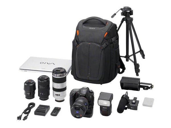 Sony LCS-BP3 - backpack for cameraSony LCS-BP3 - backpack for camera, , hi-res