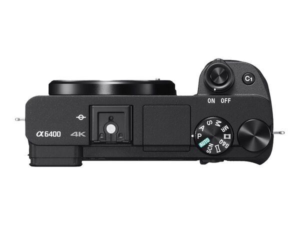 Sony α6400 ILCE-6400M - digital camera E 18-135mm OSS lensSony α6400 ILCE-6400M - digital camera E 18-135mm OSS lens, , hi-res
