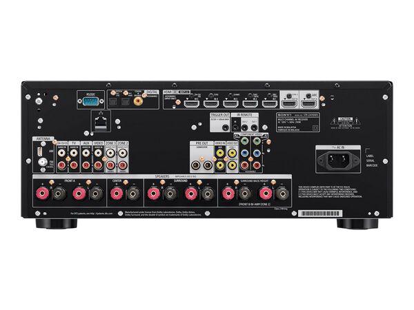 Sony STR-ZA1100ES - AV receiver - 7.2 channelSony STR-ZA1100ES - AV receiver - 7.2 channel, , hi-res