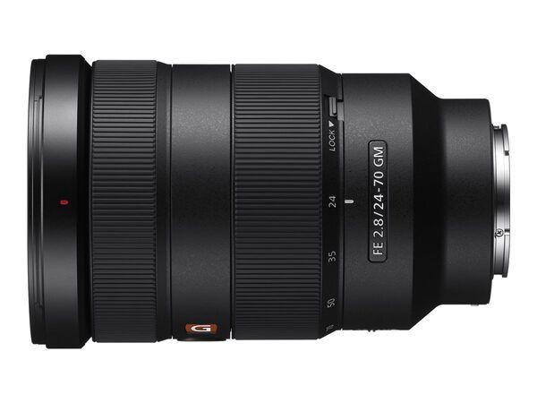Sony SEL2470GM - zoom lens - 24 mm - 70 mmSony SEL2470GM - zoom lens - 24 mm - 70 mm, , hi-res