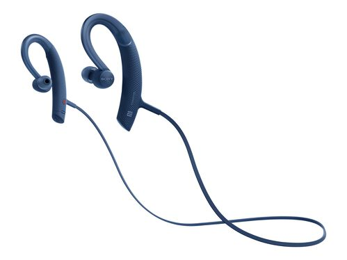 Sony MDR-XB80BS - earphones with mic, , hi-res