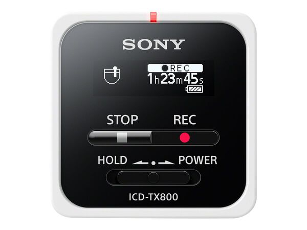 Sony ICD-TX800 - voice recorderSony ICD-TX800 - voice recorder, , hi-res