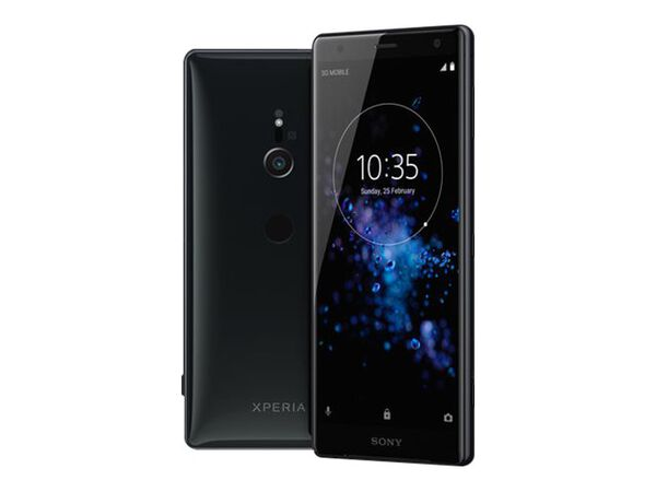 Sony XPERIA XZ2 Compact - black - 4G LTE - 64 GB - GSM - smartphoneSony XPERIA XZ2 Compact - black - 4G LTE - 64 GB - GSM - smartphone, , hi-res