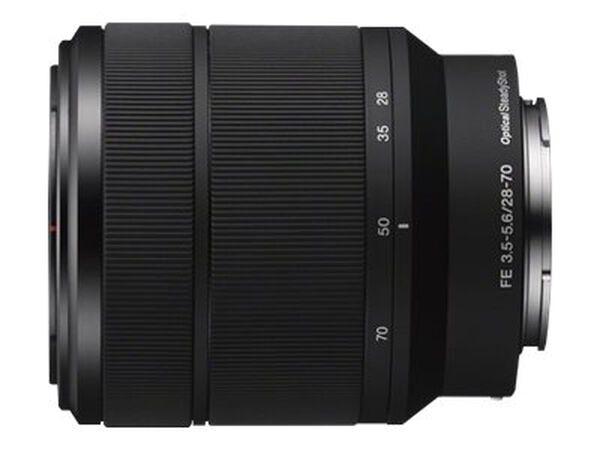 Sony SEL2870 - zoom lens - 28 mm - 70 mmSony SEL2870 - zoom lens - 28 mm - 70 mm, , hi-res