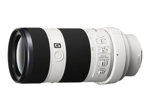 Sony SEL70200G - telephoto zoom lens - 70 mm - 200 mm, , hi-res