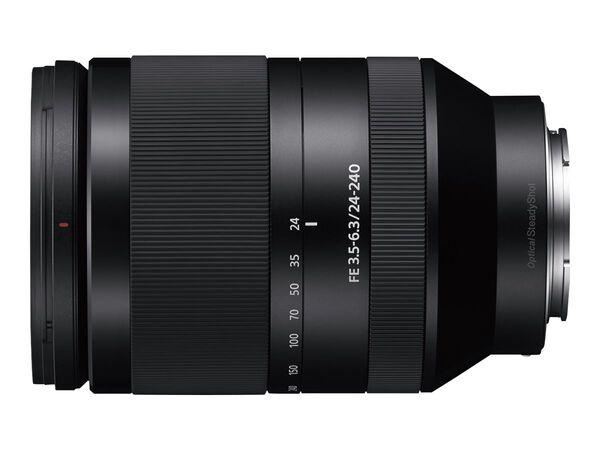 Sony SEL24240 - zoom lens - 24 mm - 240 mmSony SEL24240 - zoom lens - 24 mm - 240 mm, , hi-res