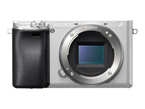 Sony α6300 ILCE-6300M - digital camera E 18-135mm OSS lens, Silver, hi-res