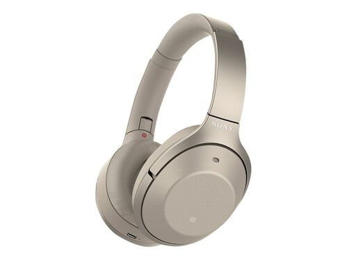 Sony WH-1000XM2 - headphones with mic, , hi-res
