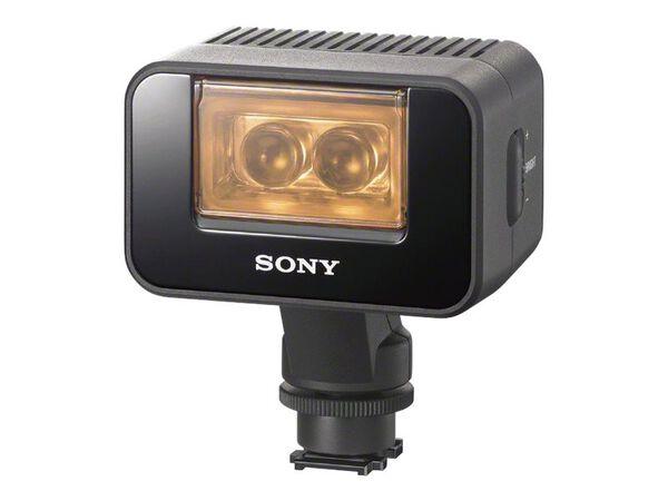 Sony HVL-LEIR1 - on-camera lightSony HVL-LEIR1 - on-camera light, , hi-res