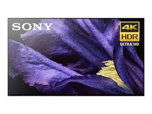 "Sony XBR-55A9F BRAVIA XBR A9F Master Series - 55"" Class (54.6"" viewable) OLED TV, , hi-res"