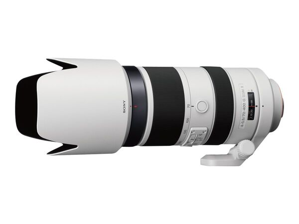 Sony SAL-70400G2 - telephoto zoom lens - 70 mm - 400 mmSony SAL-70400G2 - telephoto zoom lens - 70 mm - 400 mm, , hi-res