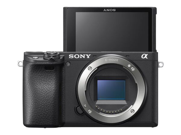 Sony α6400 ILCE-6400L - digital camera 16-50mm lensSony α6400 ILCE-6400L - digital camera 16-50mm lens, , hi-res
