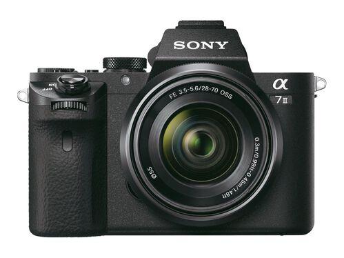 Sony α7 II ILCE-7M2K - digital camera FE 28-70mm OSS lens, , hi-res