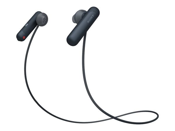 Sony WI-SP500 - earphones with micSony WI-SP500 - earphones with mic, Black, hi-res