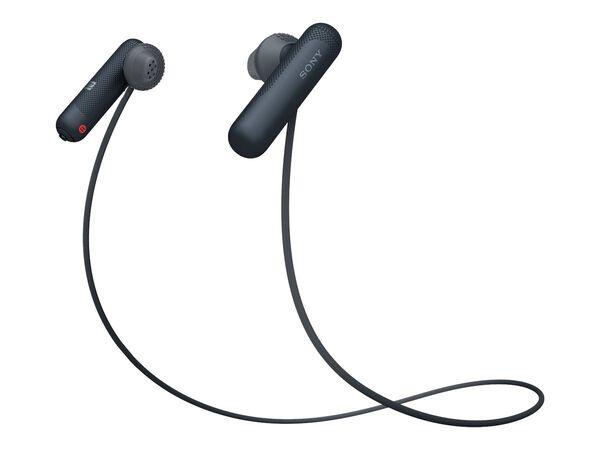 Sony WI-SP500 - earphones with micSony WI-SP500 - earphones with mic, Black, hi-res