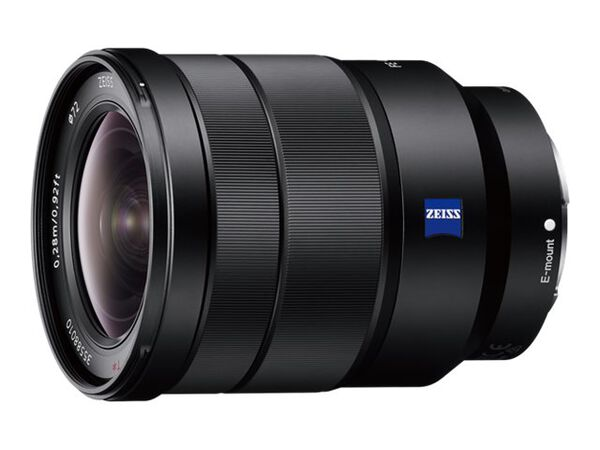 Sony SEL1635Z - wide-angle zoom lens - 16 mm - 35 mmSony SEL1635Z - wide-angle zoom lens - 16 mm - 35 mm, , hi-res