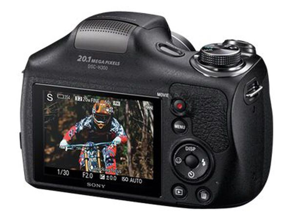 Sony Cyber-shot DSC-H300 - digital cameraSony Cyber-shot DSC-H300 - digital camera, , hi-res