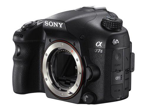 Sony α77 II ILCA-77M2 - digital camera - body only, , hi-res