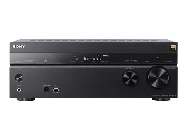 Sony STR-DN1080 - AV network receiver - 7.2 channelSony STR-DN1080 - AV network receiver - 7.2 channel, , hi-res