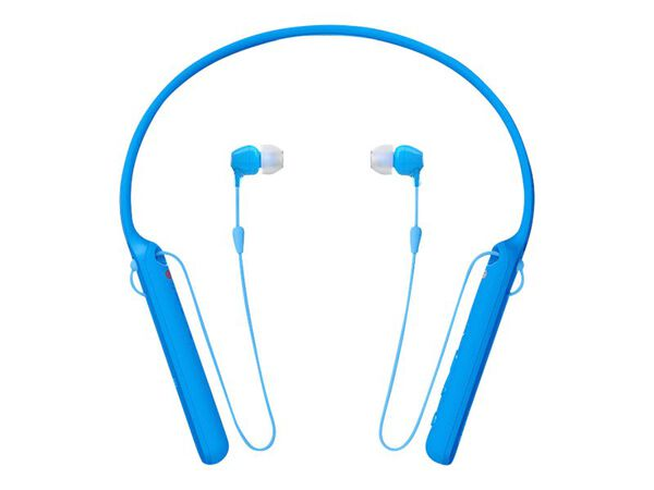 Sony WI-C400 - earphones with micSony WI-C400 - earphones with mic, Blue, hi-res