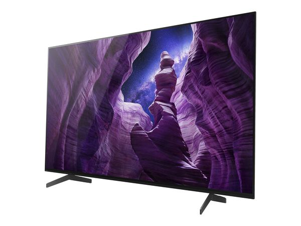"Sony XBR-55A8H BRAVIA XBR A8H Master Series - 55"" Class (54.6"" viewable) OLED TV - 4KSony XBR-55A8H BRAVIA XBR A8H Master Series - 55"" Class (54.6"" viewable) OLED TV - 4K, , hi-res"