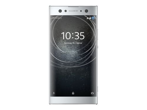 Sony XPERIA XA2 Ultra - silver - 4G LTE - 32 GB - GSM - smartphone, , hi-res