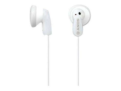 Sony MDR-E9LP - headphones, White, hi-res