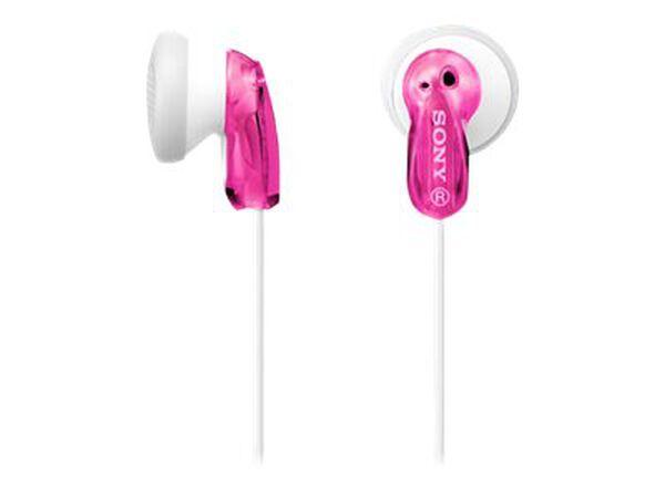 Sony MDR-E9LP - headphonesSony MDR-E9LP - headphones, Pink, hi-res