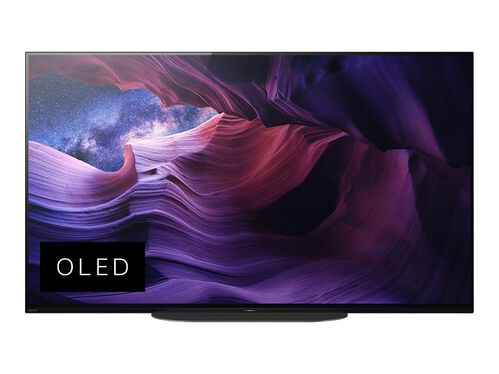 """Sony XBR-48A9S BRAVIA XBR A9S Master Series - 48"""" Class (47.5"""" viewable) OLED TV - 4K, , hi-res"""