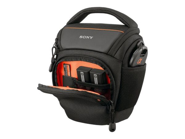 Sony LCS-AMB/B - case for digital photo camera with lensesSony LCS-AMB/B - case for digital photo camera with lenses, , hi-res