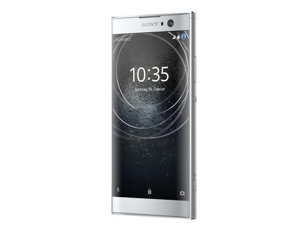 Sony XPERIA XA2 - silver - 4G LTE - 32 GB - GSM - smartphoneSony XPERIA XA2 - silver - 4G LTE - 32 GB - GSM - smartphone, , hi-res