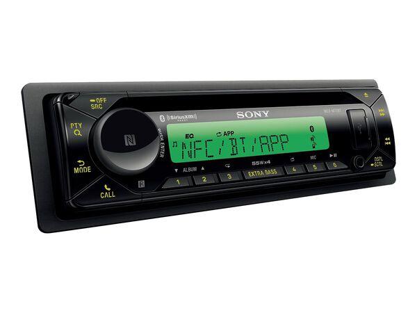 Sony MEX-M72BT - marine - CD receiver - in-dash unit - Single-DINSony MEX-M72BT - marine - CD receiver - in-dash unit - Single-DIN, , hi-res