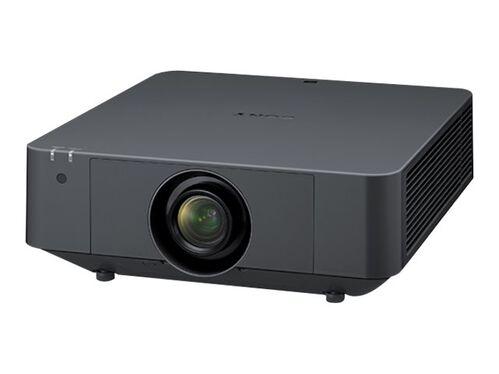 Sony VPL-FHZ70 - 3LCD projector - standard lens - LAN - black, , hi-res