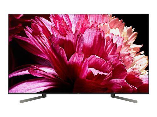"Sony XBR-55X950G BRAVIA XBR X950G Series - 55"" Class (54.6"" viewable) LED TV - 4K, , hi-res"