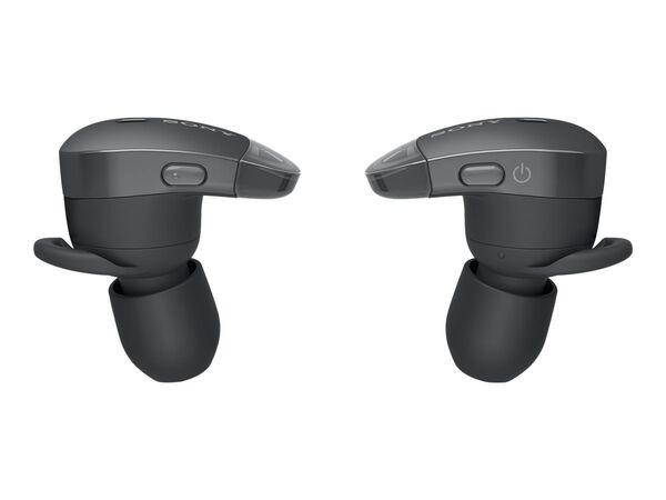 Sony WF-1000X - true wireless earphones with micSony WF-1000X - true wireless earphones with mic, Black, hi-res