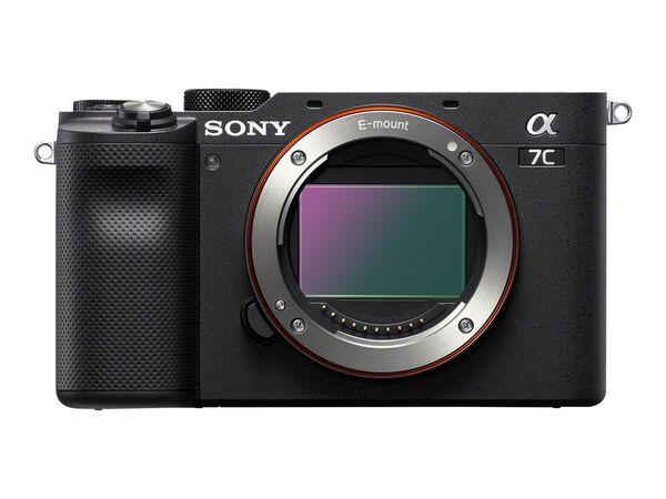 Sony α7C ILCE-7C - digital camera - body onlySony α7C ILCE-7C - digital camera - body only, Black, hi-res