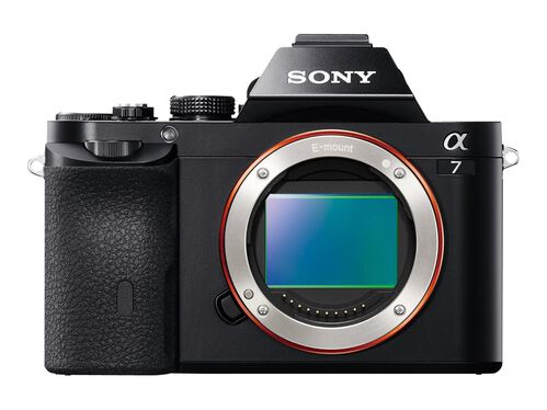 Sony α7 ILCE-7 - digital camera - body only, , hi-res