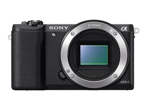 Sony α5100 ILCE-5100 - digital camera - body only, , hi-res