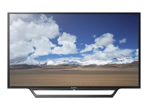 "Sony KDL-32W600D BRAVIA - 32"" Class (31.5"" viewable) LED TV, , hi-res"