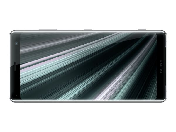 Sony XPERIA XZ3 - white silver - 4G - 64 GB - GSM - smartphoneSony XPERIA XZ3 - white silver - 4G - 64 GB - GSM - smartphone, , hi-res