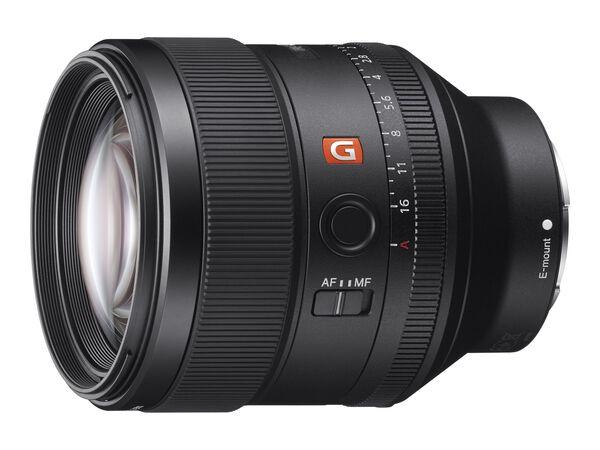 Sony SEL85F14GM - lens - 85 mmSony SEL85F14GM - lens - 85 mm, , hi-res
