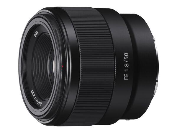 Sony SEL50F18F - lens - 50 mmSony SEL50F18F - lens - 50 mm, , hi-res