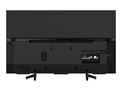 "Sony XBR-43X800G BRAVIA XBR X800G Series - 43"" Class (42.5"" viewable) LED TV, , hi-res"