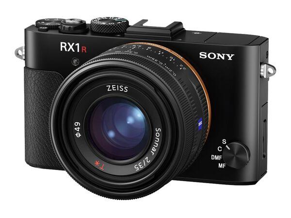 Sony Cyber-shot DSC-RX1R II - digital camera - Carl ZeissSony Cyber-shot DSC-RX1R II - digital camera - Carl Zeiss, , hi-res