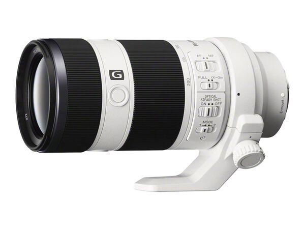 Sony SEL70200G - telephoto zoom lens - 70 mm - 200 mmSony SEL70200G - telephoto zoom lens - 70 mm - 200 mm, , hi-res