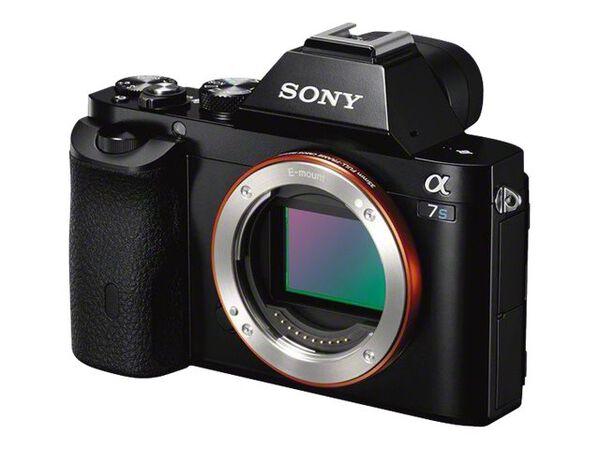 Sony α7s ILCE-7S - digital camera - body onlySony α7s ILCE-7S - digital camera - body only, , hi-res