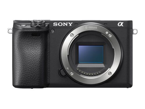 Sony α6400 ILCE-6400 - digital camera - body only, , hi-res
