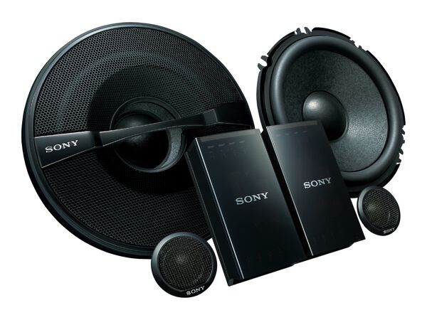 Sony XS-GS1621C - speaker - for carSony XS-GS1621C - speaker - for car, , hi-res