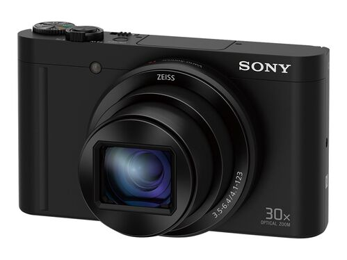 Sony Cyber-shot DSC-WX500 - digital camera - ZEISS, , hi-res