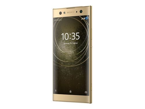 Sony XPERIA XA2 Ultra - H3223 - gold - 4G LTE - 32 GB - GSM - smartphone, , hi-res